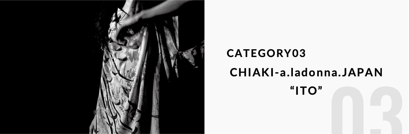 CHIAKI-a.ladonna.JAPAN「糸」